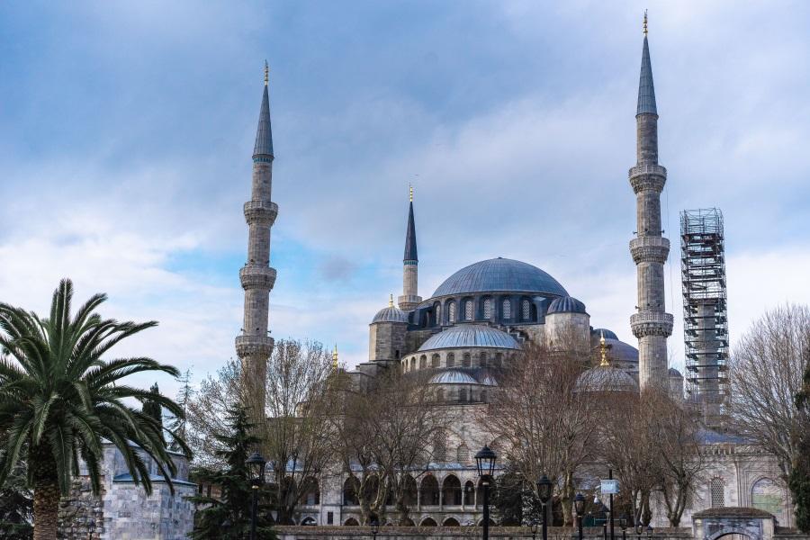 Mezquita-Azul-Estambul-Turquía