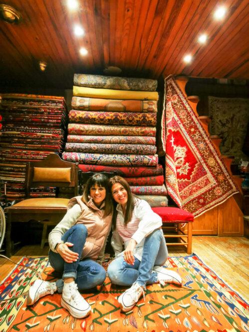 Viajar a Estambul Turquía. Excursión guiada 2º día Asia
