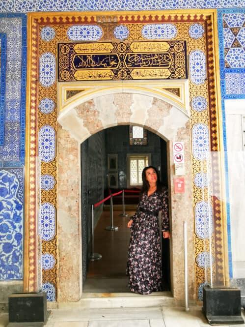 Viajandoconmami-Estambul-Turquía-Palacio-Topkapi