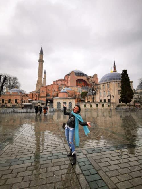 Viajandoconmami-Estambul-Turquía-Mezquita-Santa-Sofía