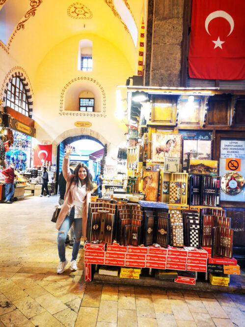 Viajandoconmami-Estambul-Turquía-Bazar-de-las-Especias