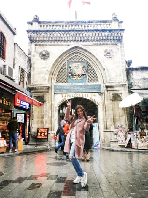 Viajandoconmami-Estambul-Turquía-Gran-Bazar
