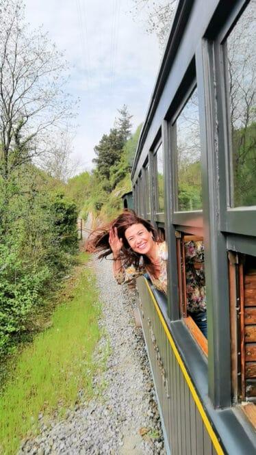 Tren de Vapor de Azpeitia