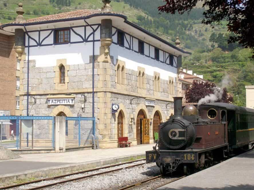 Viajandoconmami-Tren-de-Vapor-Azpeitia-Museo-del-Ferrocarril