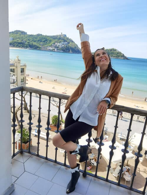 Hotel Niza en San Sebastián
