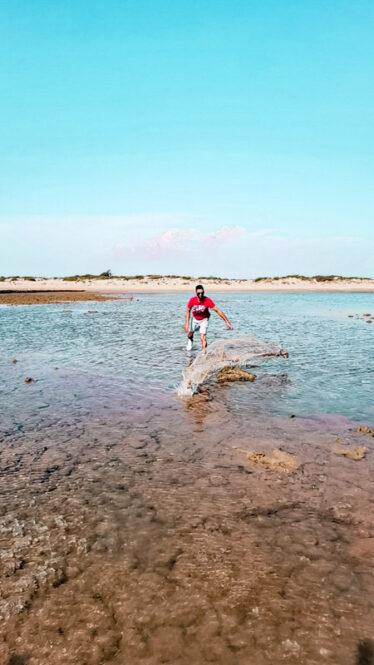 Actividades-en-Chipiona-Cádiz-pescar-en-un-corral