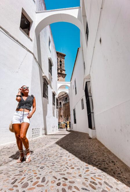 Arcos de la Frontera-Cádiz-Viajandoconmami