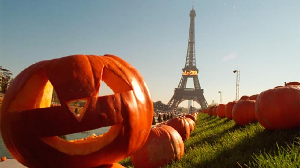 Paris en Halloween