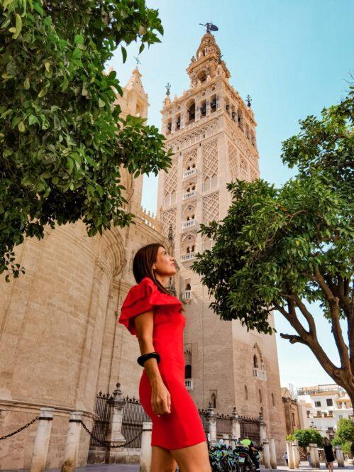 La-Giralda-de-Sevilla-Andalucía