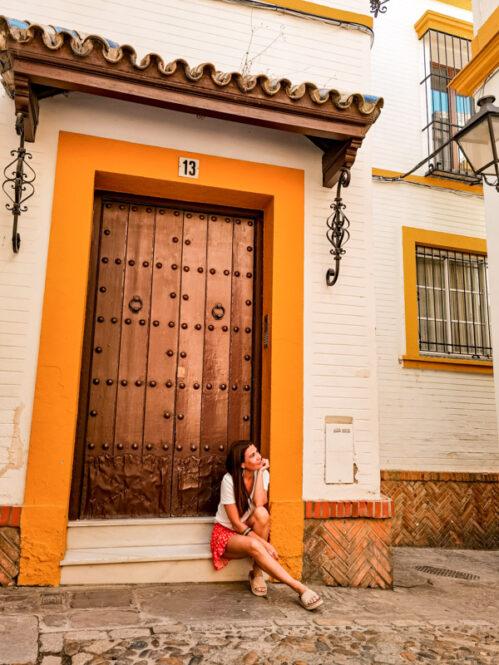 Barrio-de-San-Bartolomé-Sevilla-Andalucía