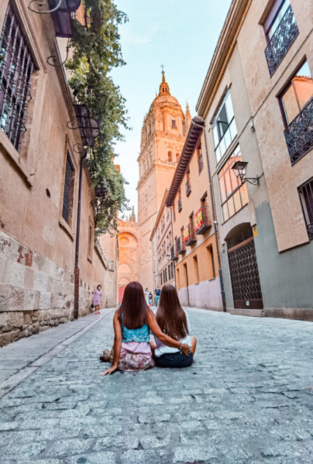 Salamanca-con-niños-Viajandoconmami